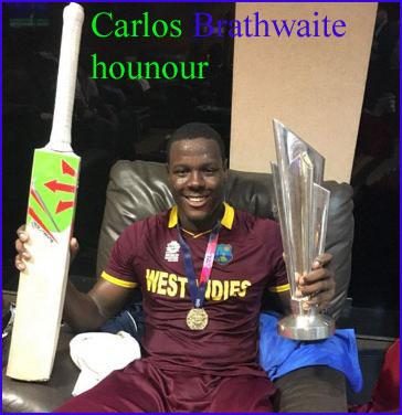 Carlos Brathwaite bat