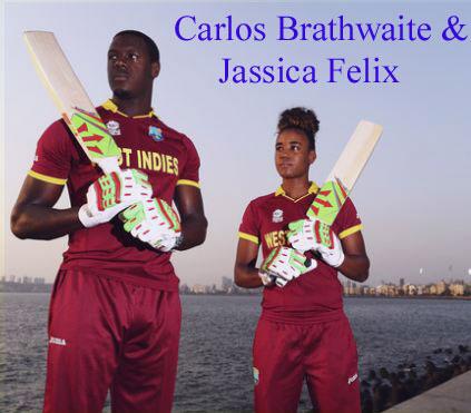 Carlos Brathwaite wife