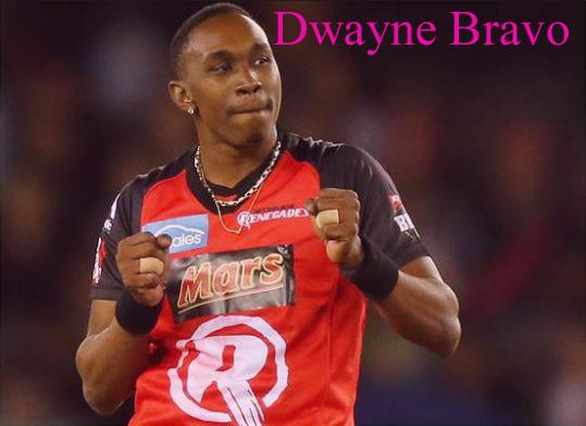 Dwayne Bravo