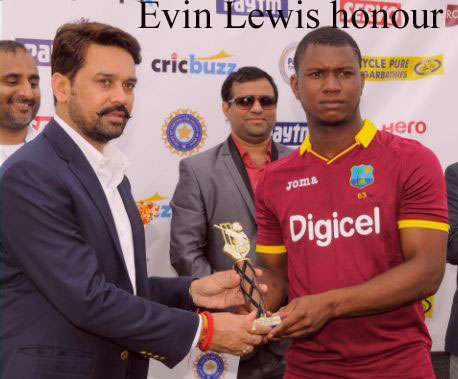 Evin Lewis