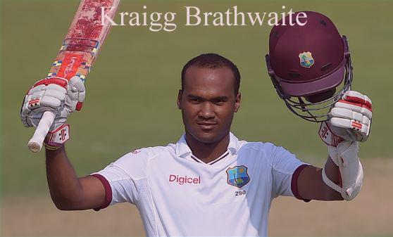 Kraigg Brathwaite