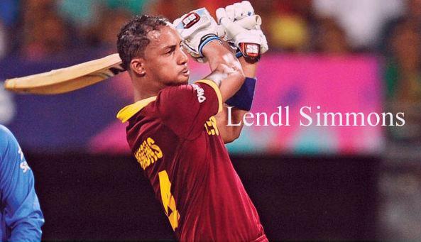 Lendl Simmons