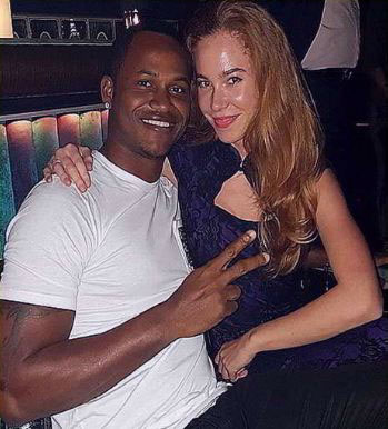 Marlon Samuels girlfriends