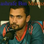 Mashrafe Mortaza profile