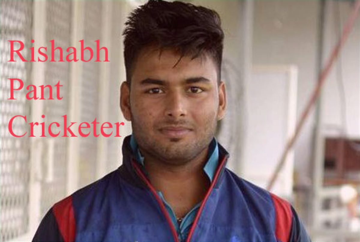 Rishabh Pant Cricketer Ipl Family Age Wife And Batting