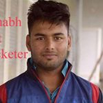 Rishabh Pant cricketer
