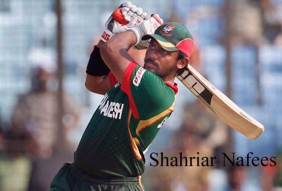 Shahriar Nafees