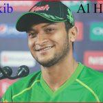 Shakib Al Hasan cricketer