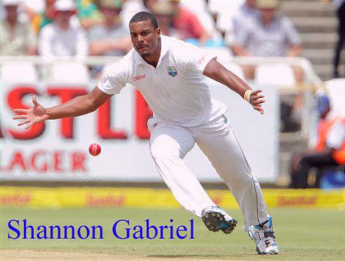 Shannon Gabriel