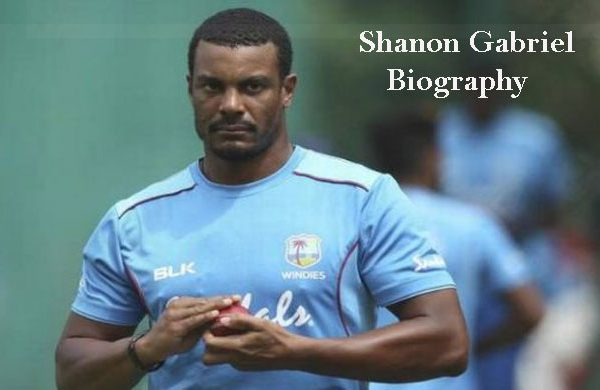Shannon Gabriel Cricketer, bowling, height, speed, wife, injury and more