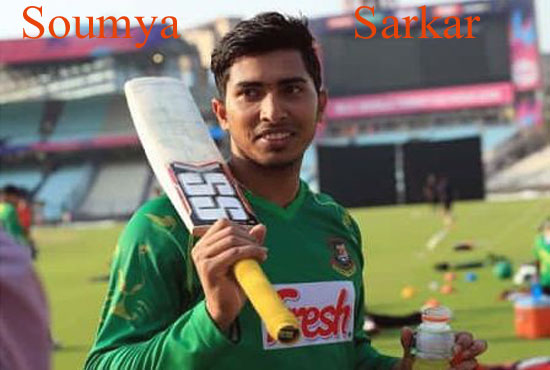 Soumya Sarkar Cricketer, Batting, catch, wife, family, age, height and more