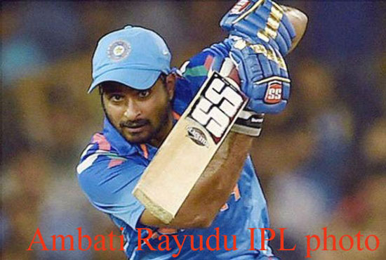 Ambati Rayudu Cricketer, news, IPL, wife, family, caste, height and more