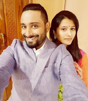 Ambati Rayudu wife
