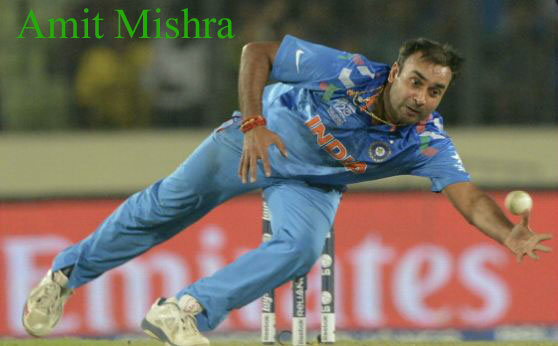 Amit Mishra cricketer