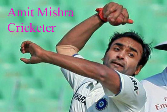 Amit Mishra Cricketer, bowling, IPL, wife, family, salary, height and so