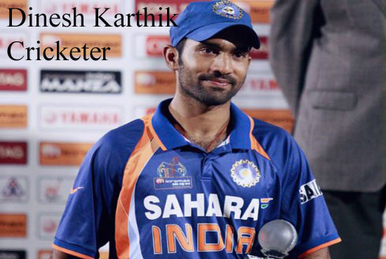 Dinesh Karthik Cricketer, Batting, IPL, wife, family, height, and wedding