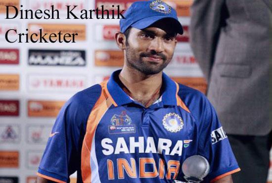 Dinesh Karthik Cricketer, Batting, IPL, wife, family, height
