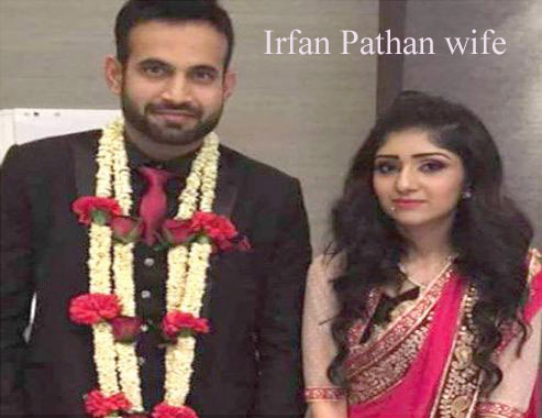 Irfan Pathan wife