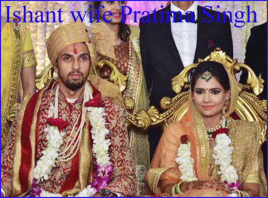 Ishant Sharma wife
