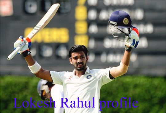 K L Rahul