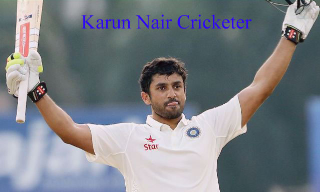 Karun Nair profile