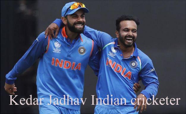 Kedar Jadhav cricketer