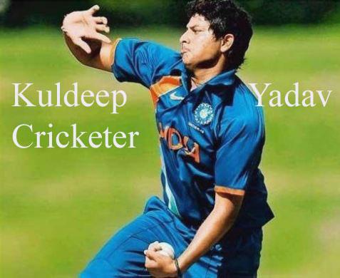 Kuldeep Yadav bowling