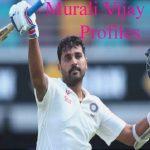 Murali Vijay cricketer