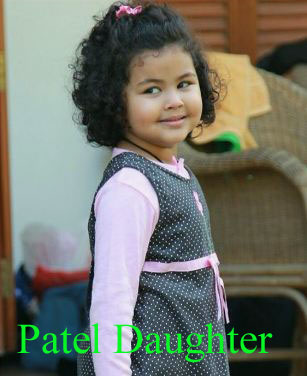 Parthiv Patel daughter