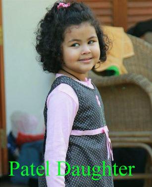 Parthiv Patel daughter