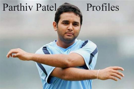 Parthiv Patel Cricketer, Batting, IPL, wife, family, age, height and more
