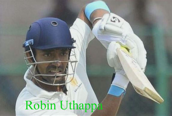 Robin Uthappa cricketer