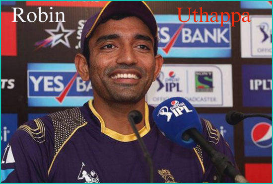 Robin Uthappa Cricketer, IPL, wife, family, marriage, height and so