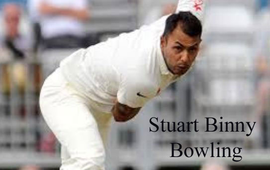 Stuart Binny age and bio