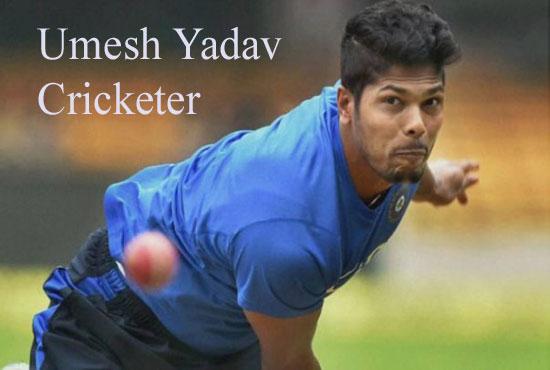 Umesh Yadav bowling
