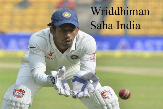 Wriddhiman Saha Cricketer, Batting, IPL, wife, family, age, and height