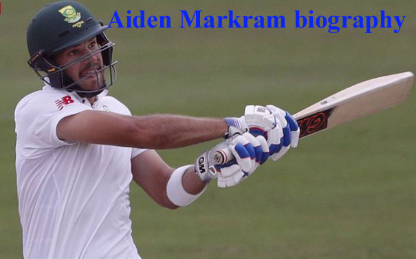 Aiden Markram cricketer