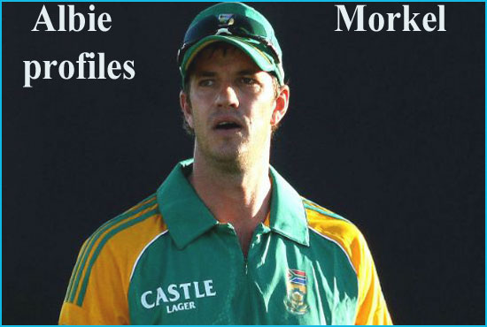 Albie Morkel cricketer