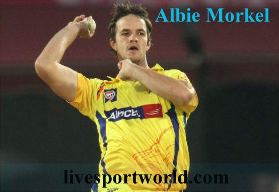 Albie Morkel
