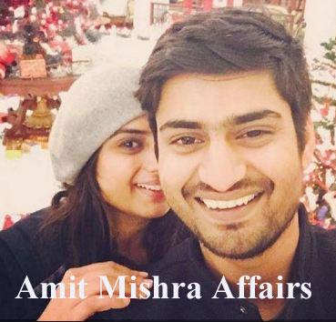 Amit Mishra wife girlfriends
