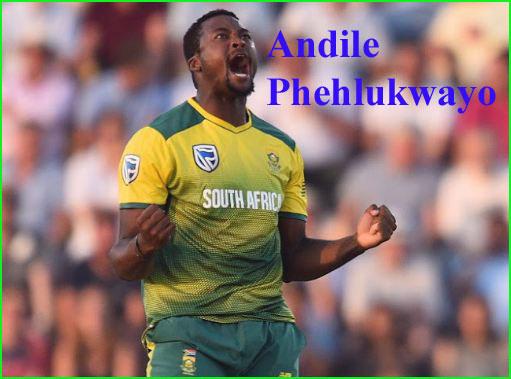 Andile Phehlukwayo