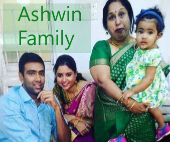R Ashwin And His Wife Ravichandran Ashwin bi...