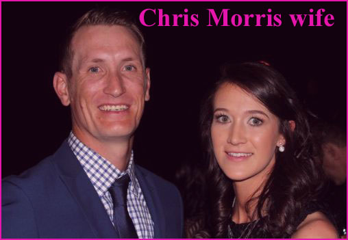 Chris Morris wife