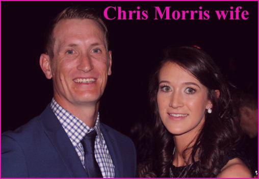 Chris Morris wife