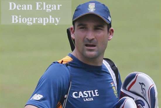Dean Elgar Cricketer, batting, IPL, wife, family, age, height and more