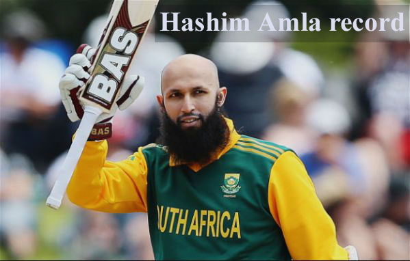 Hashim Amla batting record
