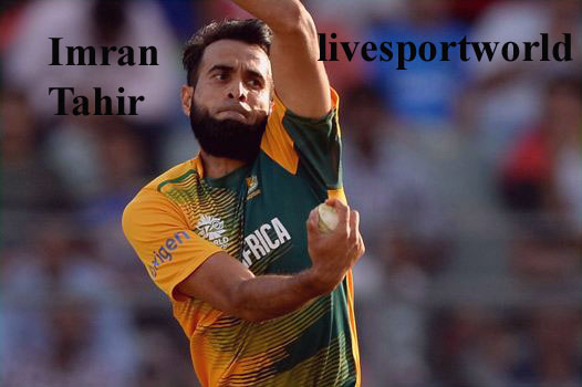 Imran Tahir Cricketer Wife Family Ipl Age Wiki Biography And So
