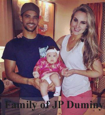 JP Duminy family