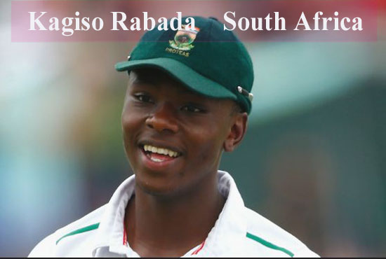Kagiso Rabada Cricketer, bowling, IPL, wife, family, age, and height