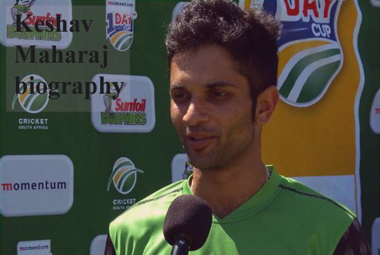 Keshav Maharaj Cricketer Wiki Wife Family Biography Parents And So
